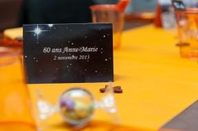 60 ans d'Anne-Marie