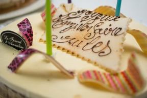 Jules fête ses 3 ans